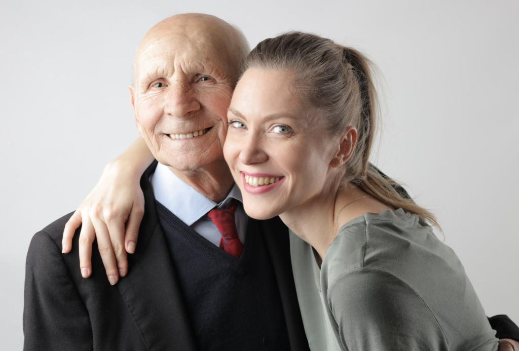 internarea seniorilor într-un cămin privat premium